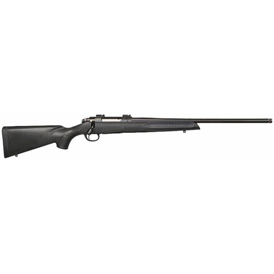T|C Arms 10072 Compass Composite Bolt 243 Winchester 22 TB 5+1 Synthetic Black Stk Blued in.