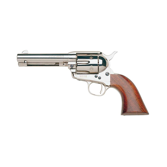 Taylors and Company 555125 Uberti 1873 Cattleman 5.5 Nickel Revolver