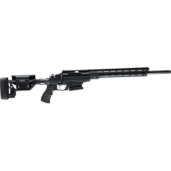 Tikka T3 JRTAC316L T3x Tac A1 Bolt 308 Winchester|7.62 NATO 24 10+1 Synthetic Adjustable|Aluminum Chassis Black Stk Black in.