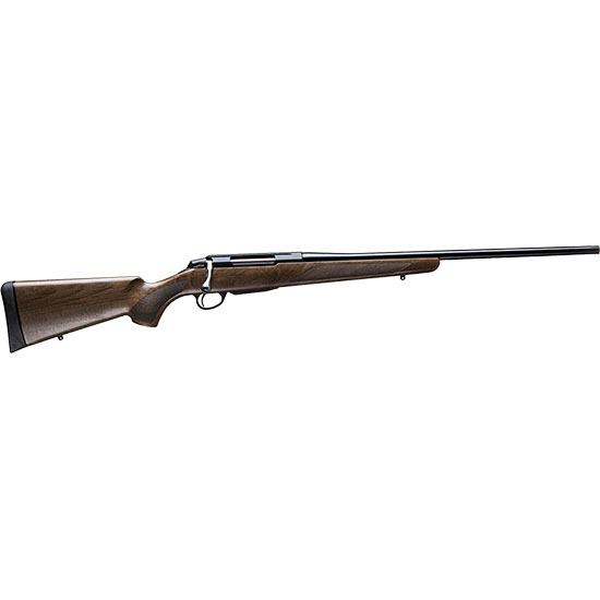 Tikka T3 JRTXA318L T3x Hunter LH Bolt 270 Winchester 22.4 3+1 Wood Stk Blued in.