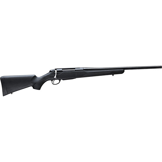 Tikka T3 JRTSE352C T3x Lite Compact Bolt 204 Ruger 20 4+1 Synthetic Black Stk Blued in.