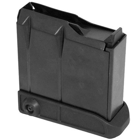 Tikka Magazines S54065122 Tactical 308 Winchester|260 Rem 10 rd Black Finish
