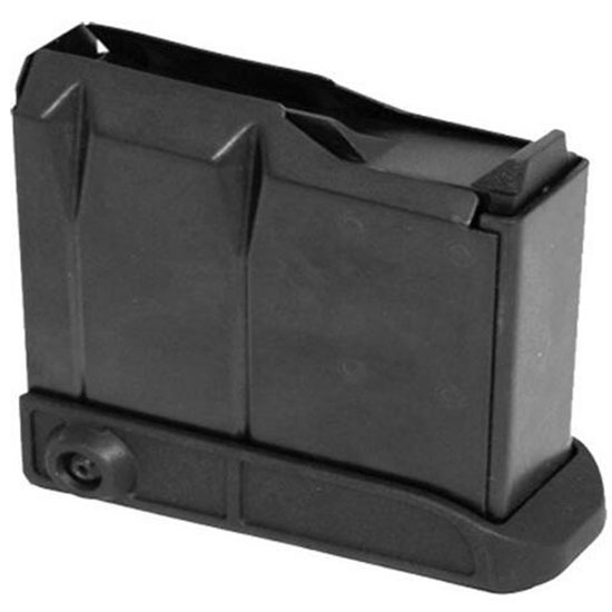 Tikka Magazines S57465173 T3 Compact Tactical Rifle Magazine 308 Winchester|260 Rem 5 rd Blk Finish