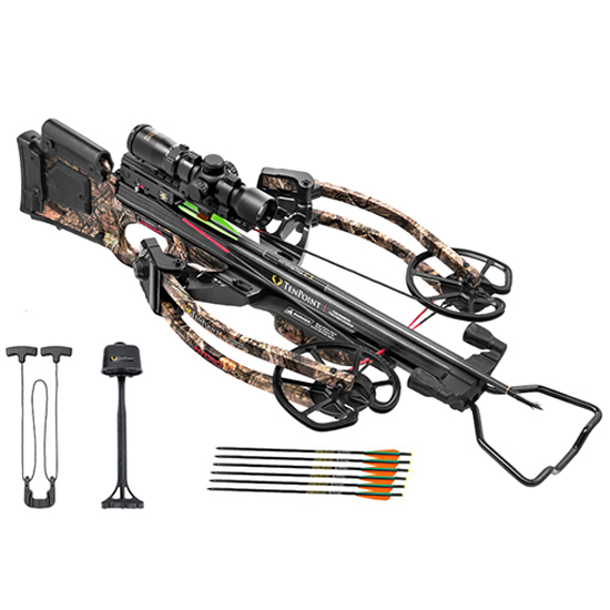 TenPoint Crossbow Technologies Carbon Nitro RDX Crossbow Package - Archery, Bows And Cross Bows at Academy Sports