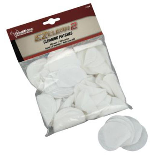 Traditions Cleaning Patch 2 inch RD 500CT