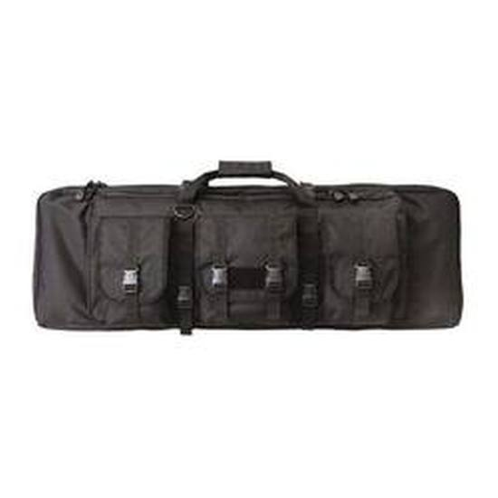 Uncle Mikes DLX Tactical Rifle Case36-inch Black