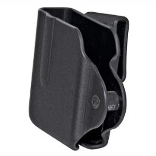 Colt Rimfire 2245103 M4|M16 Magazine Speed Hlst Holds One Extra Mag Blk Syn