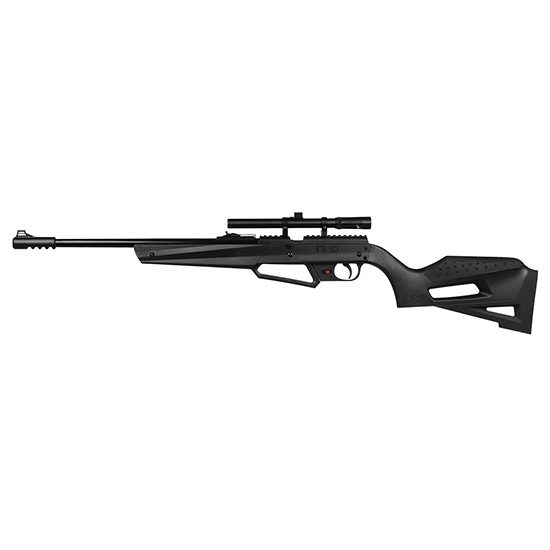 Umarex USA 2251600 NXG APX Air Rifle Pump .177 Pellet|BB Synthetic Stock Black