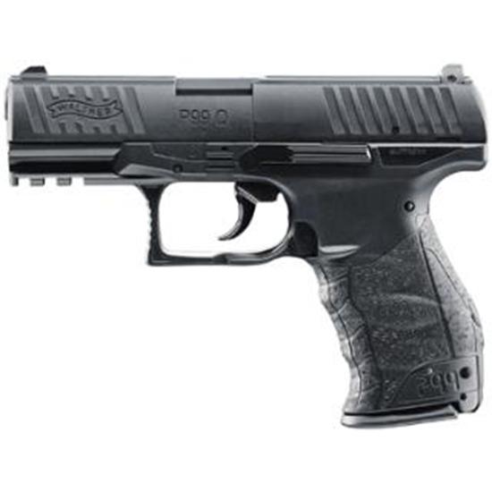 Umarex Walther Ppq Black .177 8Rds Air Pistol