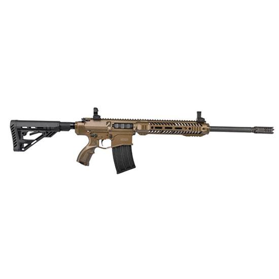 UTAS-USA XTR12BB1 XTR-12 Semi-Automatic 12 Gauge 20.8 3 in.  5+1 5-Position Synthetic w|Pistol Grip Burnt Bronze Black in.