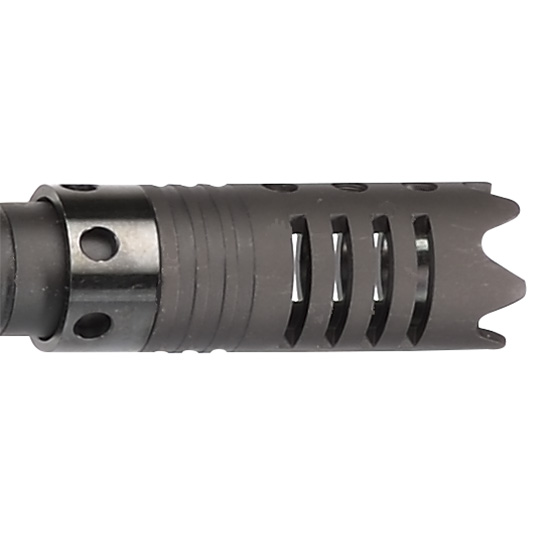 UTAS-USA XTR12FH1 XTR-12 Flash Hider Steel Black