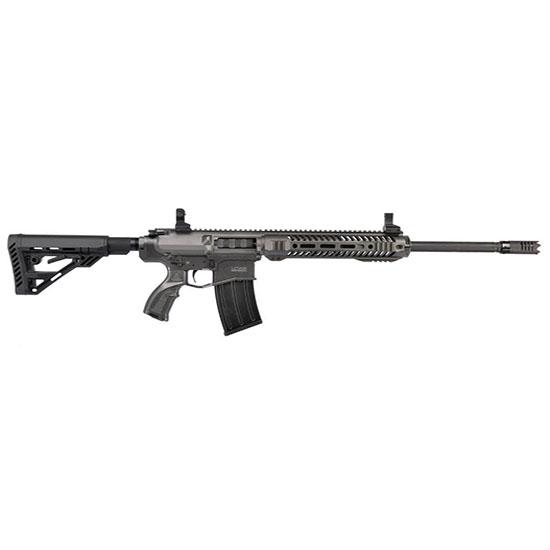 UTAS-USA XTR12TG1 XTR-12 Tungsten Semi-Automatic 12 Gauge 20.8 3 in.  5+1 5-Position Synthetic w|Pistol Grip Tungsten in.