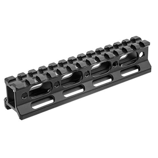 Leapers Inc. UTG SS Picatinny Riser Mount,1 in. ,13 Slots