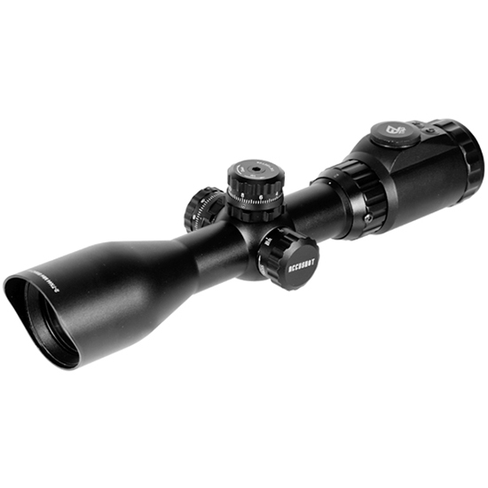 Leapers Inc. UTG 2-7X44 30mm Long Eye Relief Scope