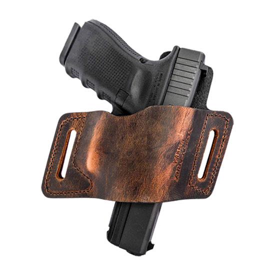 Versacarry WBOWB21 Protector Size 1 Beretta 92FS Water Buffalo Brown