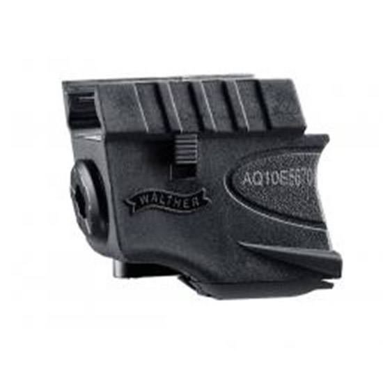Walther Arms 505100 PK380 Red Laser Sight Weaver|Picatinny