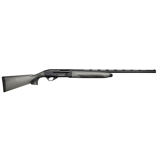 Weatherby ESN1228PGM Element Semi-Automatic 12ga 28 3 in.  Gray Synthetic Stk Blk in.
