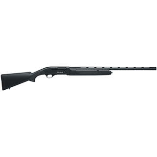 Weatherby SA08S1228PGM SA-08 Synthetic Semi-Automatic 12 Gauge 28 3 in.  Black Synthetic Stk Black Aluminum Alloy Matte Black in.