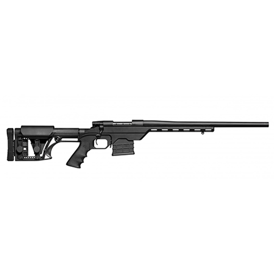 Weatherby Vanguard Modular Chassis Black .223Rem 20-inch 10rd
