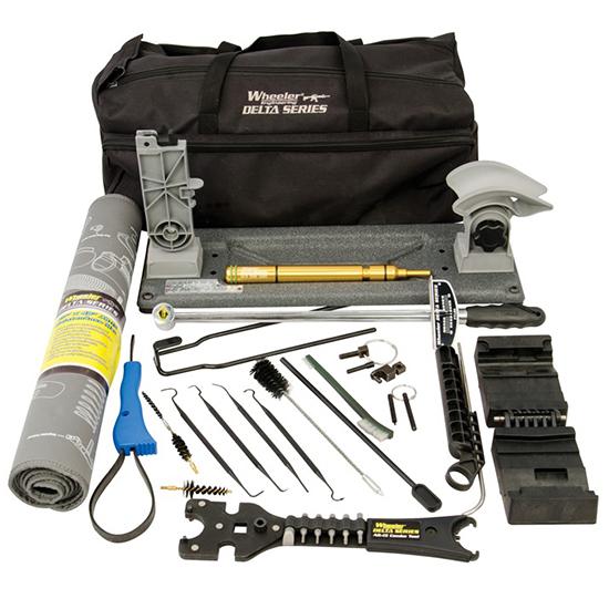 Wheeler 156555 AR Armorers Professional Kit Delta AR Armorers Professional Kit Delta