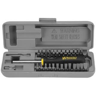 Wheeler 664507 Space-Saver Screwdriver Set Space-Saver Screwdriver Set