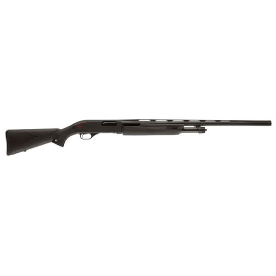 Winchester 512251392 Super X Pump Blk Shadow 12 a 28 3 in.  4+1 Blk Syn Stk Blk in.