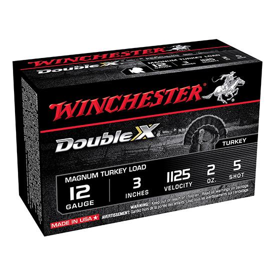 Winchester Supreme DX Turkey 12GA 3 inch #5 10|250