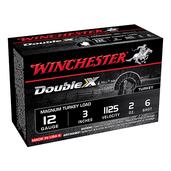 Winchester Supreme DX Turkey 12GA 3-inch #6 10rds
