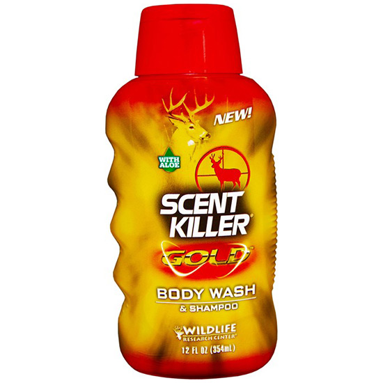 Wildlife Reseach Scent Killer Gold SHAMPOO