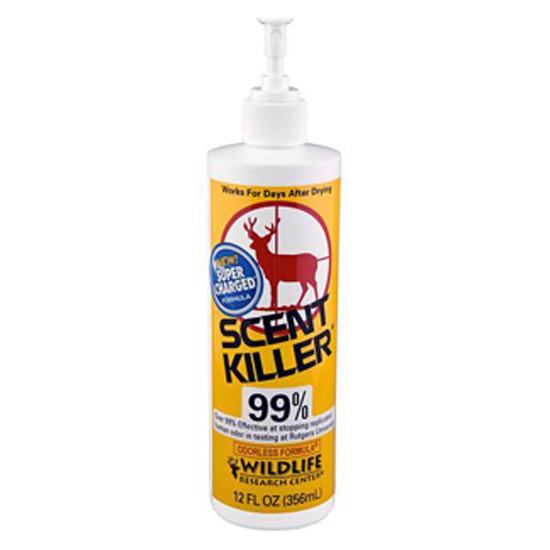 Wildlife Research 552 Scent Killer Human Odor Eliminator Odor Eliminator 12 oz