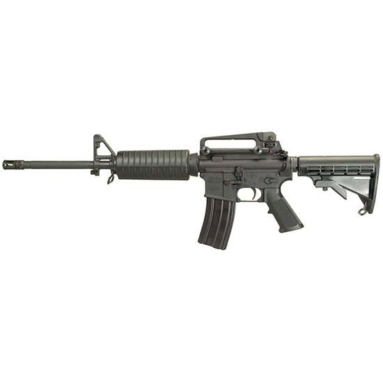 Windham Weaponry R16A4T WW-15 HBC Semi-Automatic 223 Remington|5.56 NATO 16 30+1 6-Position Black Stk Black in.