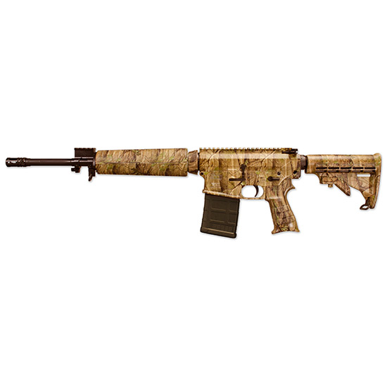 Windham Weaponry R16FTT308C3 WW-15 SRC Semi-Automatic 308 Winchester|7.62 NATO 16.5 20+1 6-Position TimberTec Camo Stk TimberTec Camo|Black in.