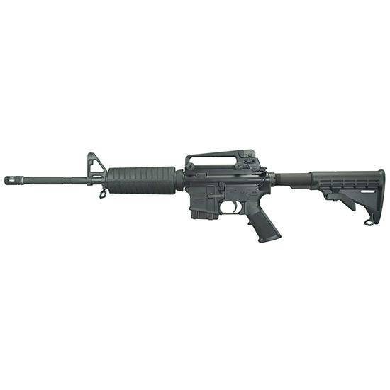 Windham Weaponry R16M4A4PTMA WW-15 MPC *MA Compliant* Semi-Automatic 223 Remington|5.56 NATO 16 10+1 Fixed Blk Stk Blk in.