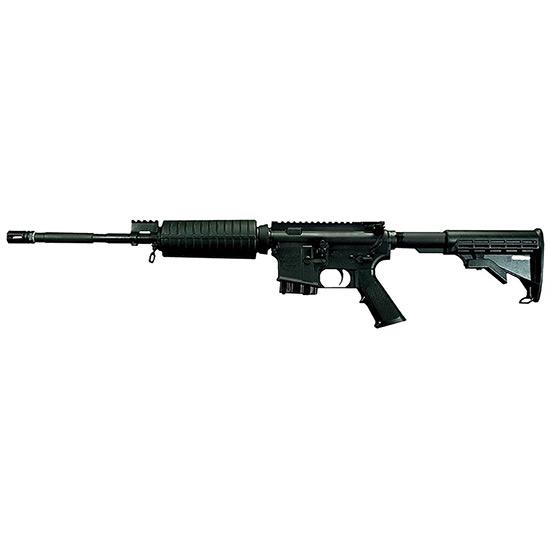 Windham Weaponry R16M4FTPTMA WW-15 SRC *MA Compliant* Semi-Automatic 223 Remington|5.56 NATO 16 10+1 Fixed Black Stk Black in.