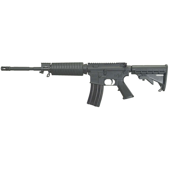 Windham Weaponry R16M4FTT WW-15 SRC Semi-Automatic 223 Remington|5.56 NATO 16 30+1 Blk in.