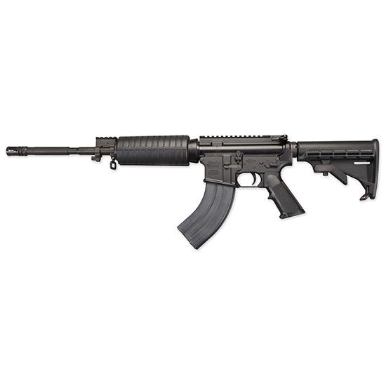 Windham Weaponry R16M4FTT762 WW-15 SRC Semi-Automatic 7.62x39mm 16 30+1 6-Position Black Stk Black in.
