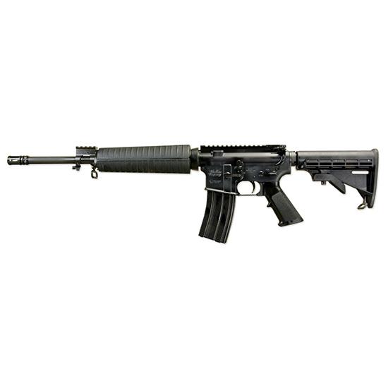 Windham Weaponry R16MLFTT SRC Semi-Automatic 223 Remington|5.56 NATO 16 30+1 6-Position Black Stk Black Hard Coat Anodized in.
