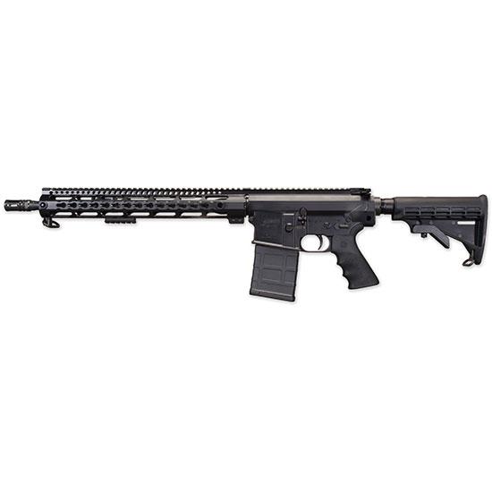 Windham Weaponry R16 A4 Flat Top Black .308 Win | 7.62 NATO 16.5-inch 20Rd KeyMod Handguard