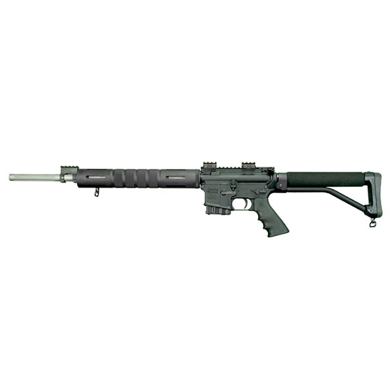 Windham Weaponry R20FSSFTSKV R20 Varmint Exterminator Semi-Automatic 223 Remington|5.56 NATO 20 5+1 Polymer Skeleton Stl Blk in.