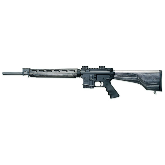 Windham Weaponry R20FSSFTWS1 R20 VEX Wood Stock Series Semi-Automatic 223 Remington|5.56 NATO 20 5+1 Laminate Pepper Stk Black|Stainless Steel in.