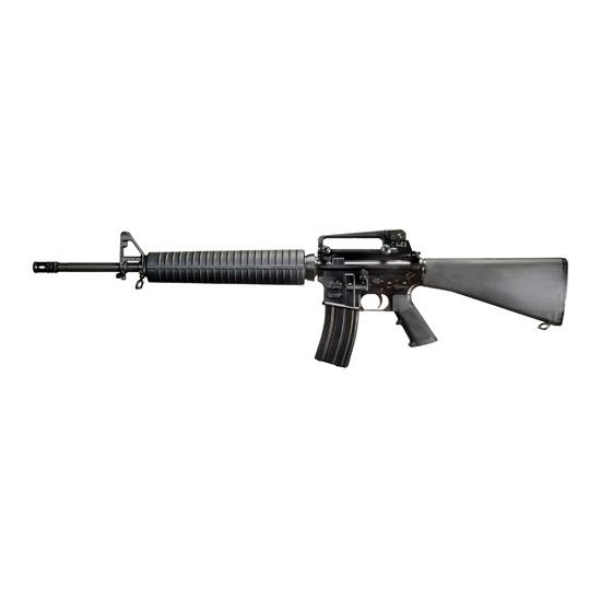 Windham Weaponry R20GVTA4S7 R20 Government Rifle Semi-Automatic 223 Remington|5.56 NATO 20 30+1 A2 Blk in.