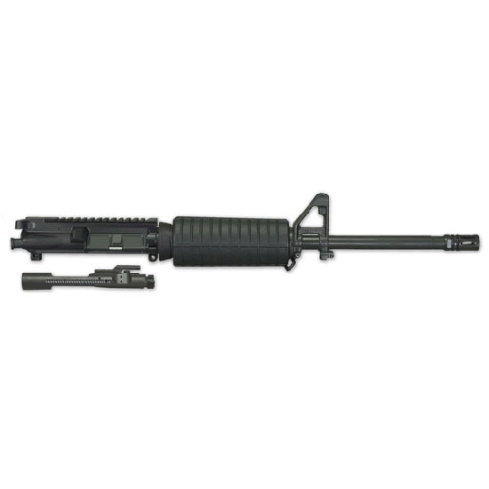 Windham Weaponry UR16LHB Complete Upper Assembly 223 Remington|5.56 NATO 16 4150 Steel Heavy Contour Black Barrel Finish in.
