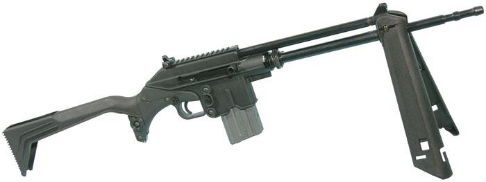 Kel-Tec SU16C SUB-16 Sport Utility Carbine SA 223 Rem 16 10+1 Fldng Syn Stk Blk in.