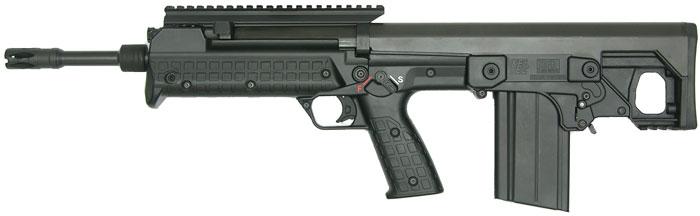 Kel-Tec RFB18 RFB SA 308 Winchester 18 Blk Syn Stk Blk Parkerized in.