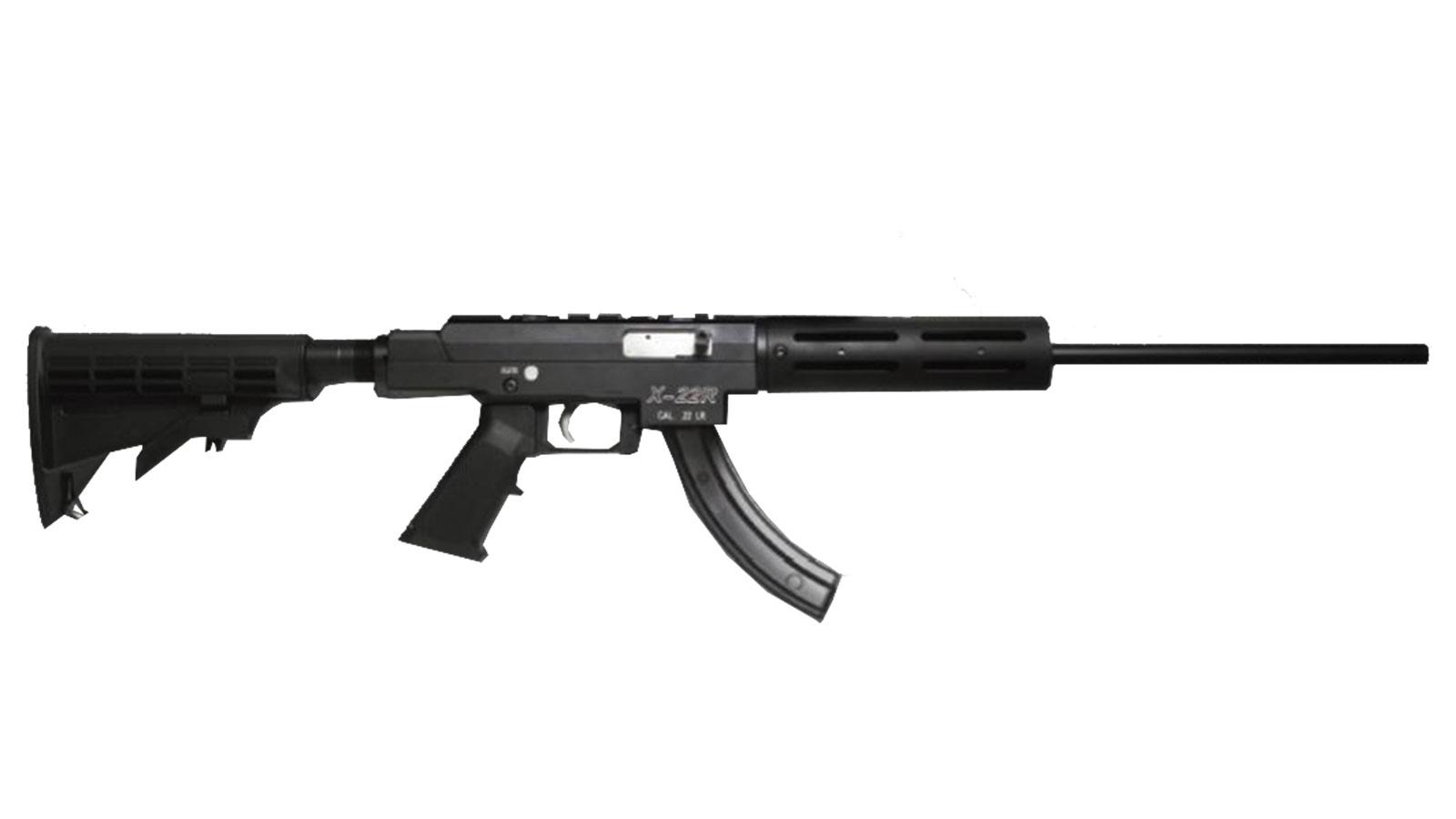 Excel Industries X-22R 22 LR Rifle 18 inch 25rd