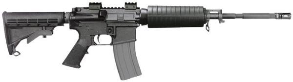 Bushmaster 90702 XM-10 Gen 1 Semi-Automatic 308 Winchester|7.62 NATO 16 30+1 6-Position Black Stk Black in.