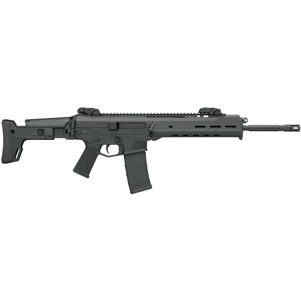 Bushmaster 90838 ACR Basic Folder Semi-Automatic 223 Remington|5.56 NATO 16.5 30+1 OR Folding Adjustable Synthetic Black Stk Black in.