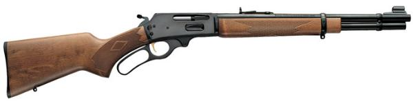Marlin 70524 336 Youth Lever 30-30 Winchester 16.25 5+1 Hardwood Stk Blued in.