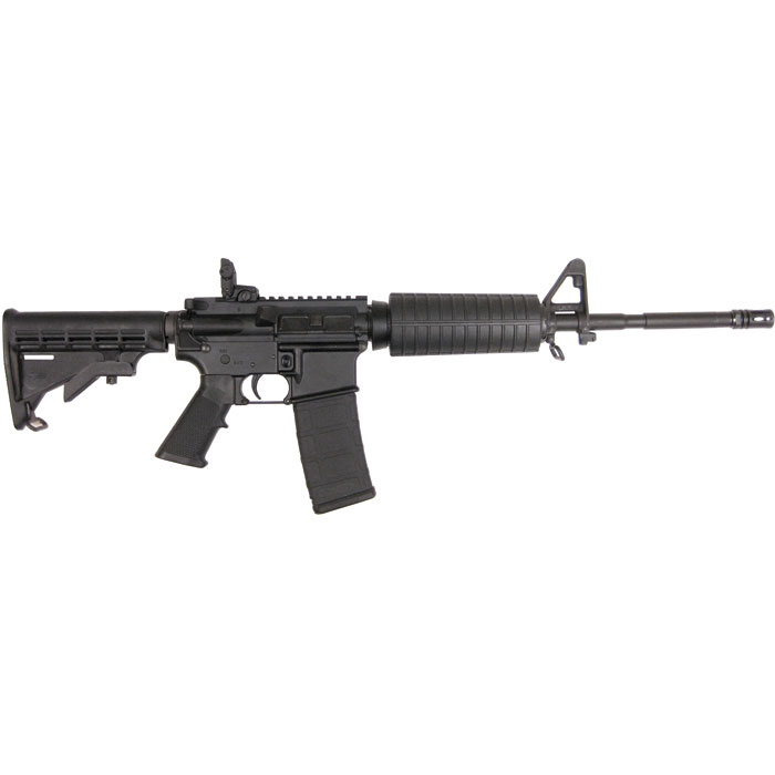 CMMG 55AE160 M4LE WASP-Treated Barrel SA 223 Rem|5.56 NATO 16 30+1 6Pos Stk Blk in.