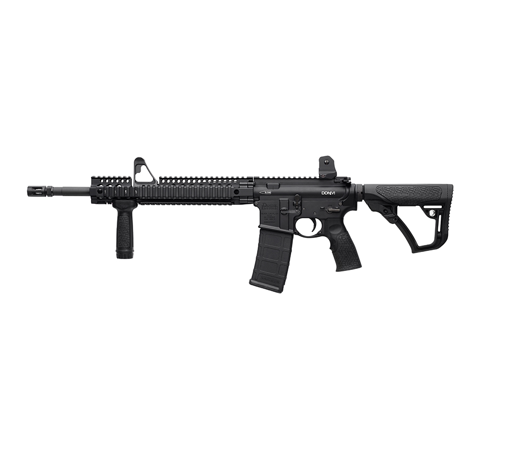 Daniel Defense 15027047 DDM4 V1 Semi-Automatic 223 Remington|5.56 NATO 16 30+1 in.